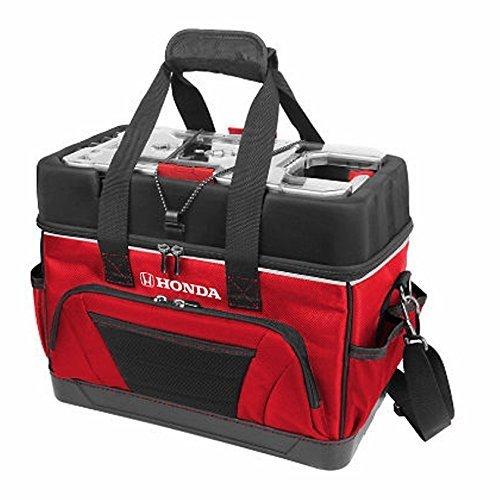 Honda 16'' Tool Bag with Plastic Organizer by Honda..