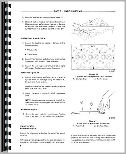 Diesel Ford 2110 Tractor Service Manual