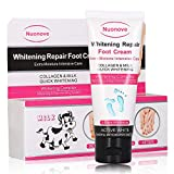 Foot Cream, Foot Moisturizer, Foot Callus Remover Foot Skin Whitening Repair Cream, Softens And Intensively Hydrates For Thick, Cracked, Rough, Dead and Dry Skin