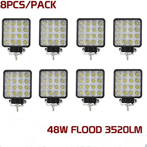 24 Volt Led Lights For Heavy Equipment in US - 6