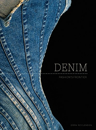 Read Online Denim: Fashion's Frontier ebook
