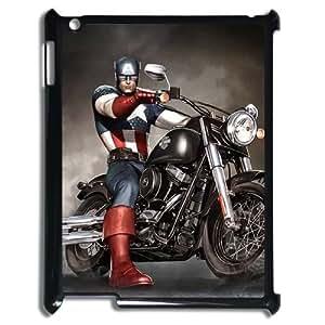 LGLLP Captain America Phone case For IPad 2,3,4