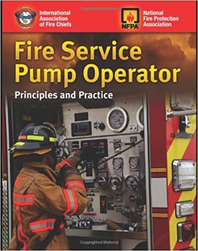 Fire Service Pump Operator Principles And Practice