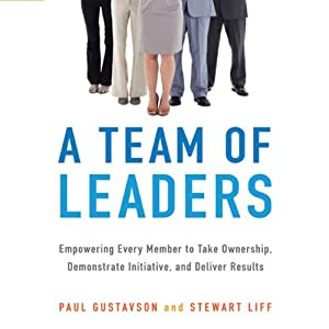 A Team of Leaders Hörbuch