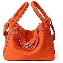 New Soft PU Leather Handbags Single Shoulder Bag Tote Cross-Body Purses Cosmetic bags