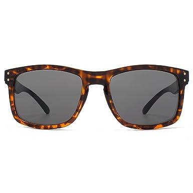 35f4e5bdaf07 M:UK Dalston Rectangle Sunglasses in Tortoiseshell MUK147841: Amazon.co.uk:  Clothing