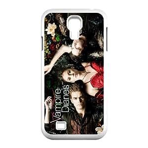 Samsung Galaxy S4 Phone Case White The Vampire Diaries F5102436