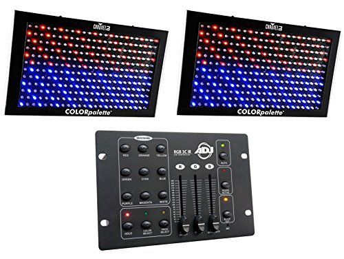 Chauvet Colorpalette Led Lighting Effect in US - 5