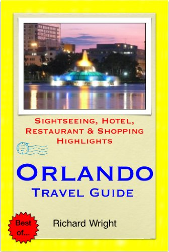 Orlando, Florida Travel Guide - Sightseeing, Hotel, Restaurant & Shopping Highlights - Disneyworld Shopping