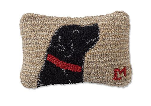 Orvis Lab Profile Pillow, Black Lab by Orvis