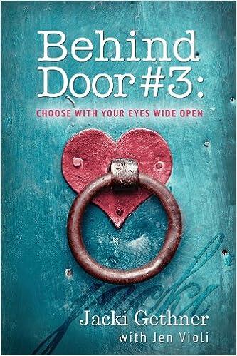 Book Behind Door 3: Choose with Your Eyes Wide Open