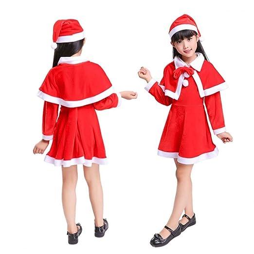 SPFAZJ Trajes de la Navidad de Santa Traje Traje de la Navidad ...