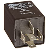 HELLA 5HE 996 152-131 12 Volt 5 Pin 0-900s Delay Off Time Control Unit