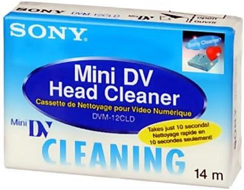 Sony DVM-12CLD mini-DV Head Cleaner