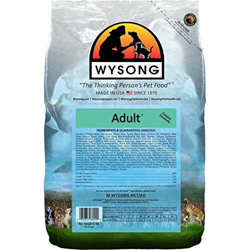 Wysong Adult Canine Formula Dry Diet Dog Food