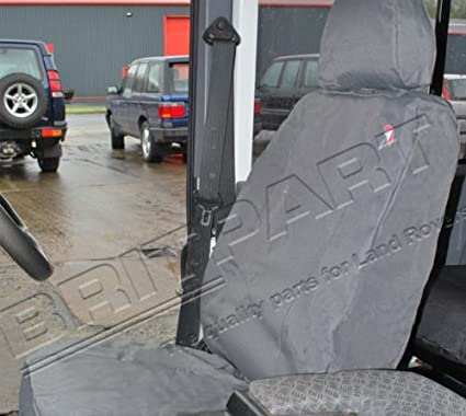 Fine Amazon Com Land Rover Defender 90 110 2007 On Front Seats Short Links Chair Design For Home Short Linksinfo