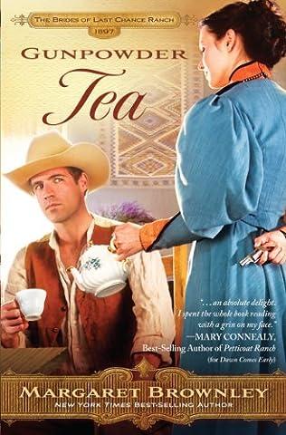 book cover of Gunpowder Tea