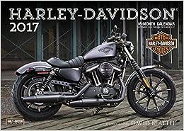Harley-Davidson(R) 2017: 16-Month Calendar September 2016