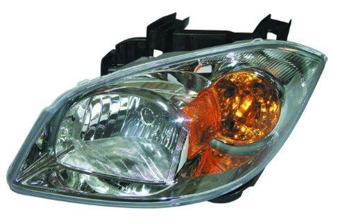 Depo 335-1136L-ASN1 Chevrolet/Pontiac Driver Side Replacement Headlight Assembly -