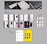 EXO EX'ACT 3rd Album Korean LUCKY Ver.[+Official poster - Random Ver.+ 124p Photo Book + 1 Official Photocard + EXO Postcard + Sticker + 2 extra photocards]