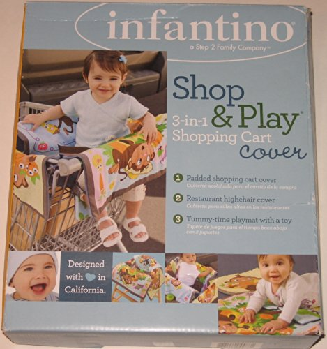 (Infantino Shop & Play: 3-in-1)
