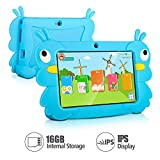 Best Kids Tablets - 7 Inch Kids Tablet PC Quad Core 1024x600 Review