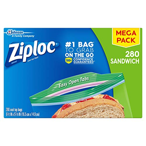 Top 10 Best Ziploc Bags