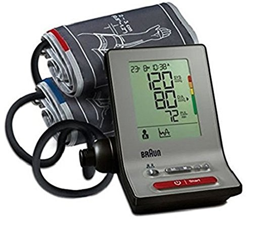 Braun Exactfit 3 - Bp6100 Upper Arm Blood Pressure Monitor