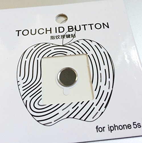 Unrivaled Popular High Quality 1 Pcs iPhone Home Button Sticker for Apple 6 5S 5C 4 4S iPad Mini 2 3 Air Black (Norton Ipad)