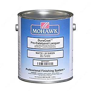 DuraCoat Pre-Catalyzed Lacquer - M61424607 - Sheen Semi-Gloss, VOC Conventional, Size 1 gal.