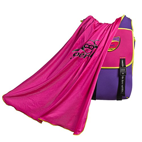 SuperME kids Cape Backpack