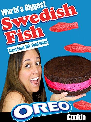 worlds-biggest-swedish-fish-oreo-cookie-giant-food-diy-food-ideas