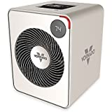 2 Heat Settings | Vornado VHM500 All Metal All Room Heater - Push Button Controls