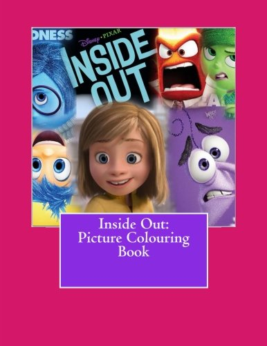 Inside Out Picture Colouring Color product image