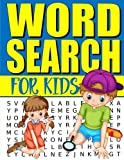 word search puzzles for kids - Word Search For Kids: 50 Easy Large Print Word Find Puzzles for Kids: Jumbo Word Search Puzzle Book (8.5