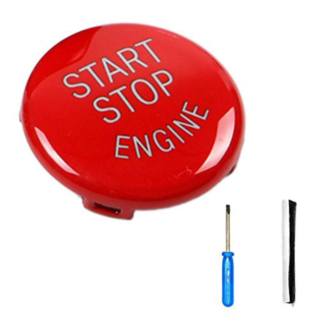 Republe Button Switch Alta ABS Auto Start Stop del Motore di qualità Sostituire Copertura per BMW E60 E70 E71 E90 E92