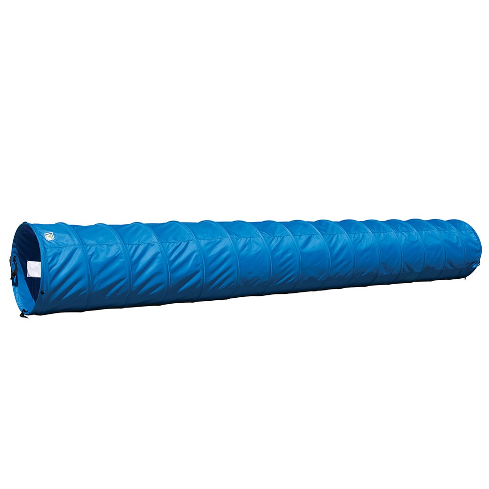 Pacific Play Tents 15 Foot Institutional Crawl Tunnel for Kids or Dog Training
