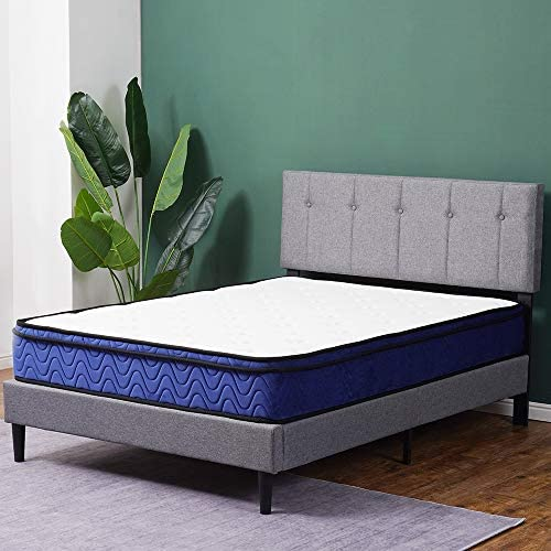 ZoonaeHaii Upholstered Bed