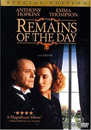 REMAINS OF THE DAY PDF