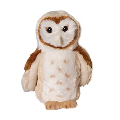 "Rafter Barn Owl 7"" by Douglas Cuddle Toys: Toys & Games"