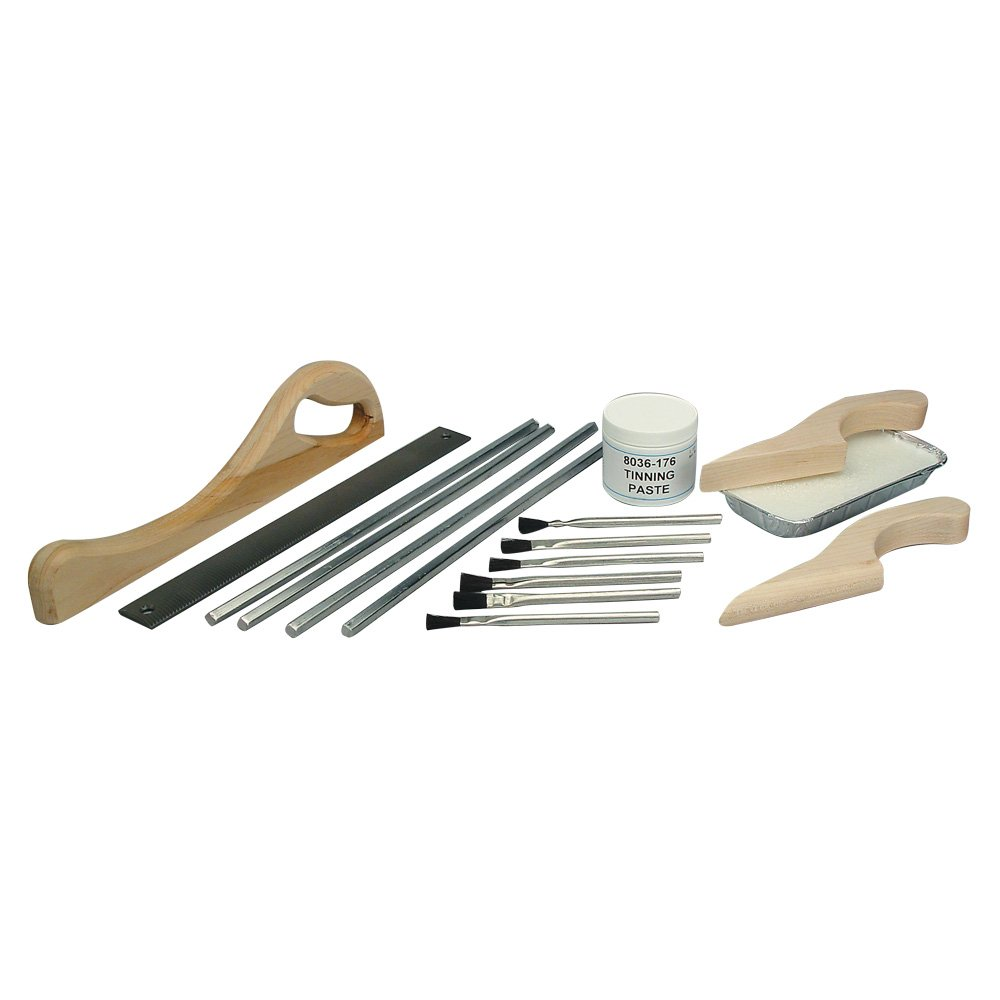 TP Tools Starter Auto Body Lead/Solder Kit 8036-150, Made in USA by TP Tools