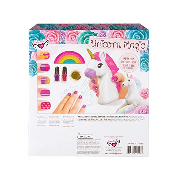 Fashion Angels Unicorn Magic Nail Dryer Set 7