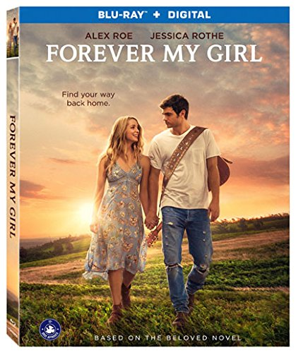 Blu-ray : Forever My Girl (Widescreen, AC-3, Digital Theater System, Subtitled)