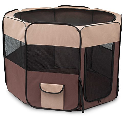 Small Soft Sided Dog Pen