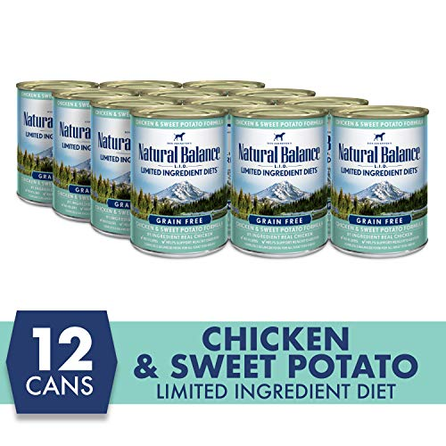 Natural Balance Limited Ingredient Diets Chicken &...