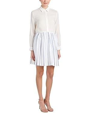 Sandro Retox A-Line Dress