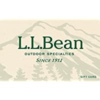 Deals on $50 L.L.Bean Gift Card Email Delivery
