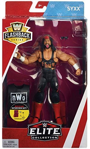 WWE Elite Collection SummerSlam Syxx Action Figure