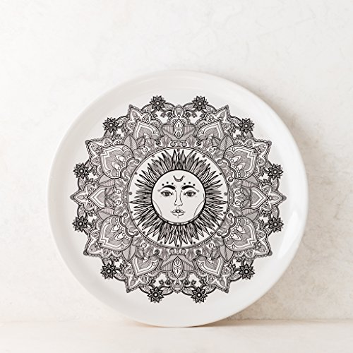 Ankit Sun Medallion Plate Set Dinner plate set white plate set of 4 ceramic plate set dinnerware plate set white dinner plate set  sc 1 st  Information.com & Best Deals on Bloomingdales Dinnerware Sets Products