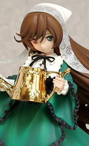 Dream Tech Rozen Maiden Suiseiseki Gold plated Ver. ( Non-scale PVC Painted ) ()